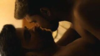 Hot Indian actors making out in gay series scene