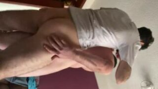 Married gay man getting fucked by his buddy