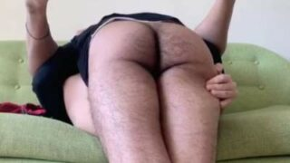 Daddy breeding video with a slutty twink boy