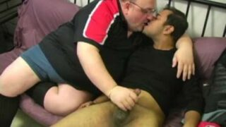 Indian horny man getting sucked by white daddy